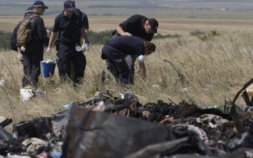 Teisme JAV įvardintas vienas iš asmenų, atsakingų už MH17 lėktuvo katastrofą