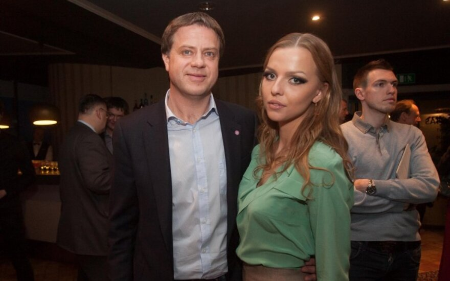 Rolandas Skaisgirys ir Vaida Poderytė
