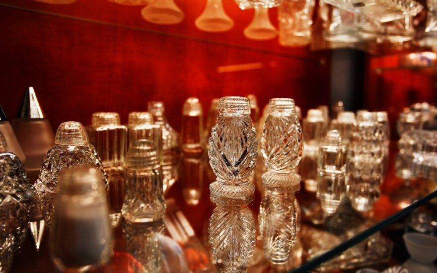 Druskinių muziejus Čekijoje saugo vieną didžiausių pasaulyje kolekciją
