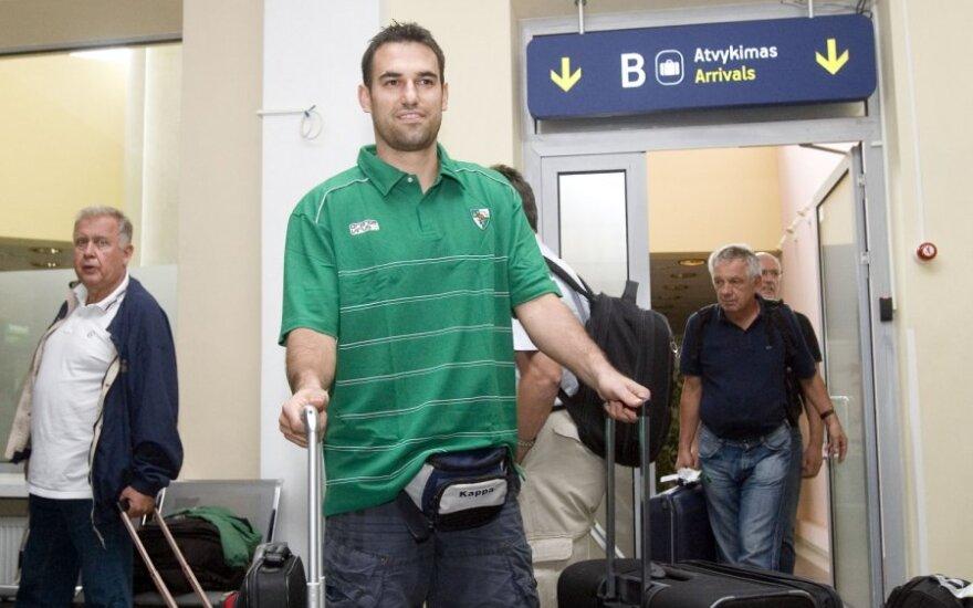 Marko Popovičius paliko Kroatijos rinktinę