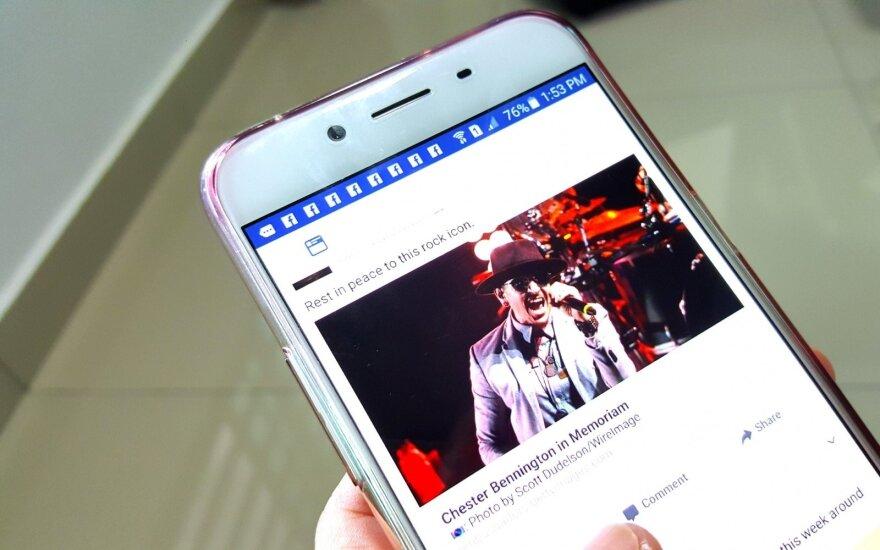 Socialiniai tinklai tampa tikrais kapinynais: ką daryti su mirusio žmogaus paskyra?