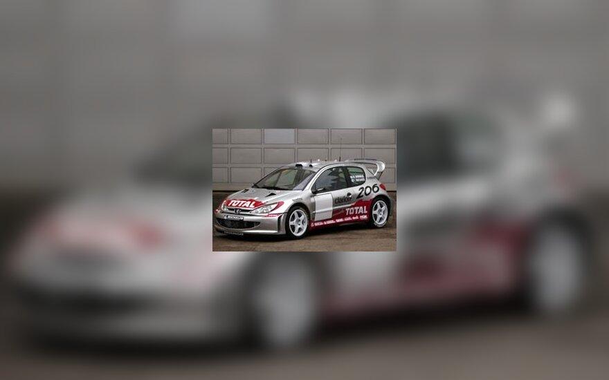 "Lenktyninis ""Peugeot"""