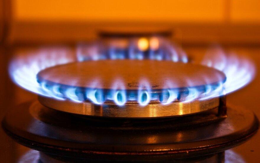 """""""Lietuvos dujų tiekimas"""" teikia derinti gamtinių dujų kainas"""