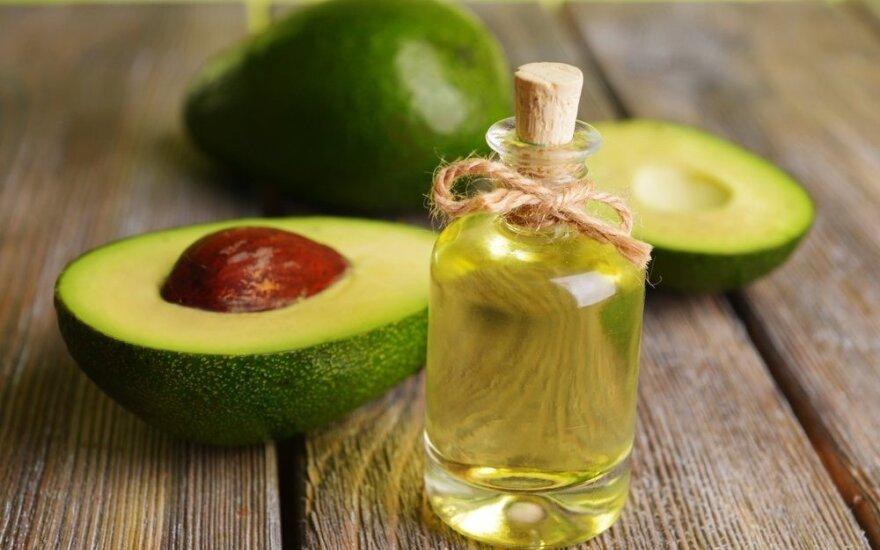 Nenuginčijama avokadų aliejaus nauda sveikatai