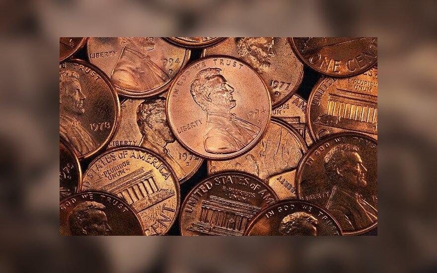 Vieno cento moneta