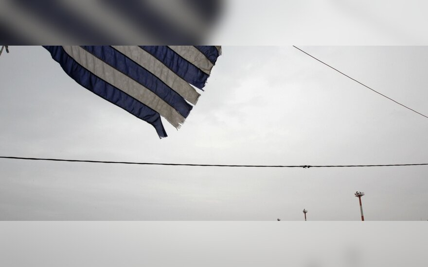 Nerimaujama dėl Graikijos likimo