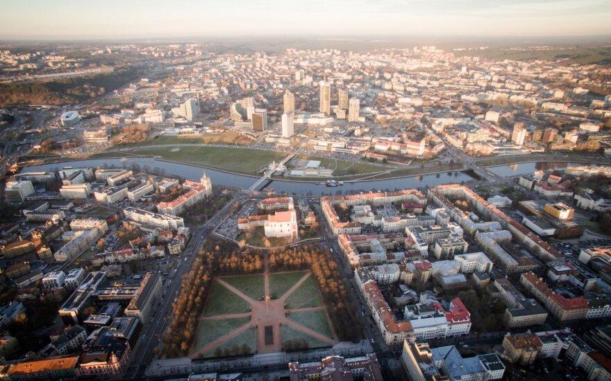 Vilniuje – eismo ribojimai ir nemokamas transportas