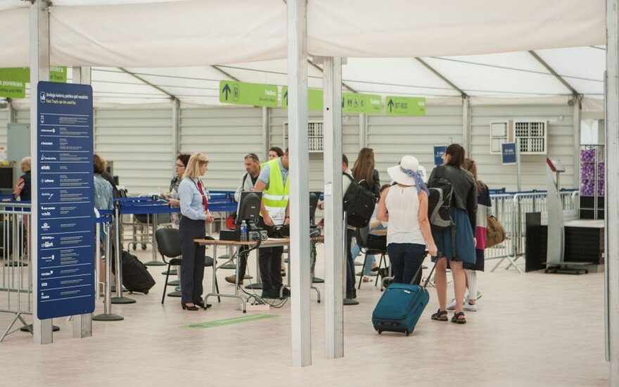 Įvertino, ar Kauno oro uostas gali tapti pagrindiniu