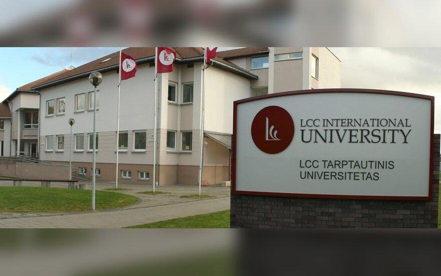 LCC tarptautinis universitetas teismui apskundė ŠMM