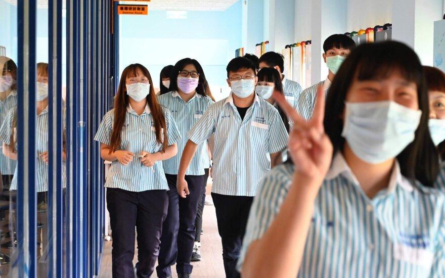 Koronavirusas Taivane