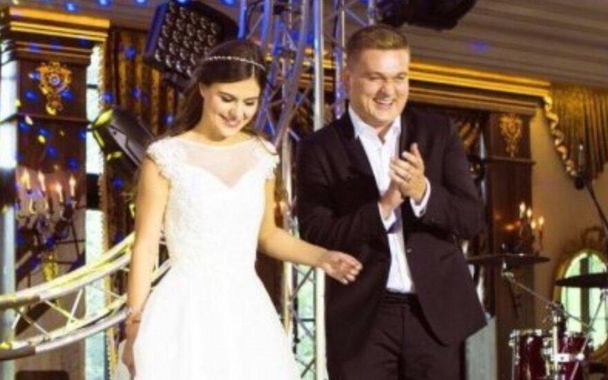 Paulius Aršauskas ir Diana Taraškevičiūtė-Aršauskienė