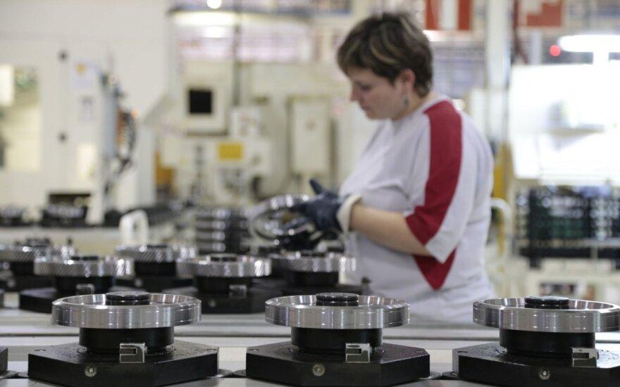 """""""SEAT Componentes"""" gamykloje surenkamos pavarų dėžės"""