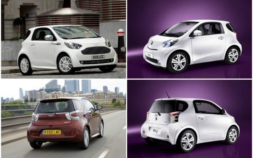 Automobiliai-klonai