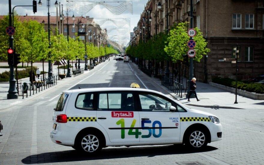 """""""Vilnius veža"""" taxi"""