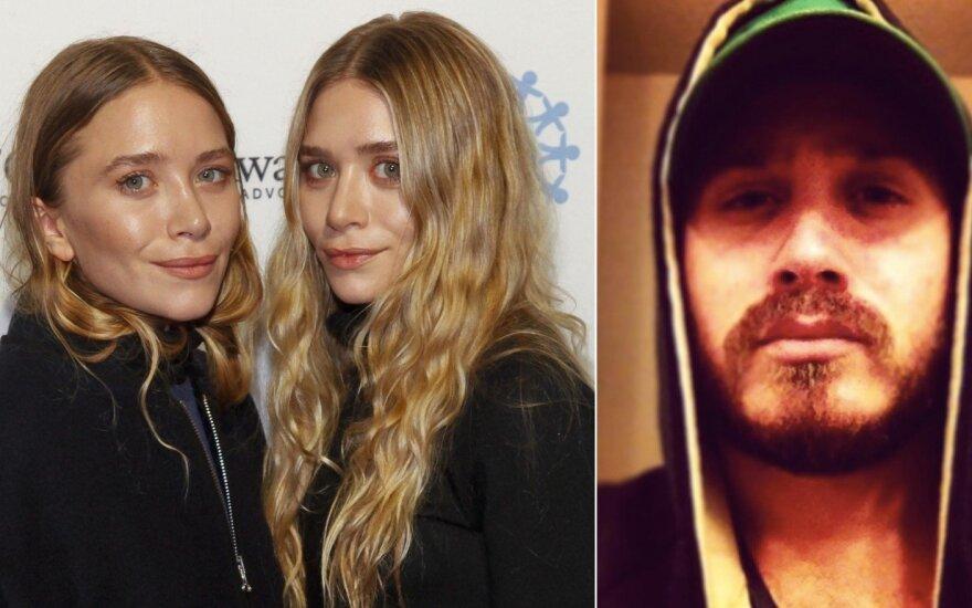 Ashley ir Mary-Kate Olsen, Jamesas Trentas Olsenas