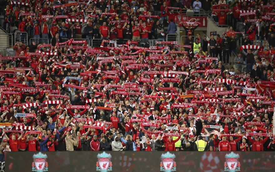 Liverpool sirgaliai Australijoje
