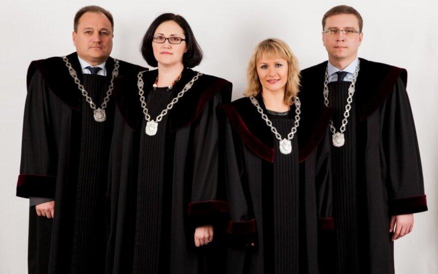 Gintaras Kryževičius, Egidija Tamošiūnienė, Aušra Valinskienė ir Rytis Krasauskas