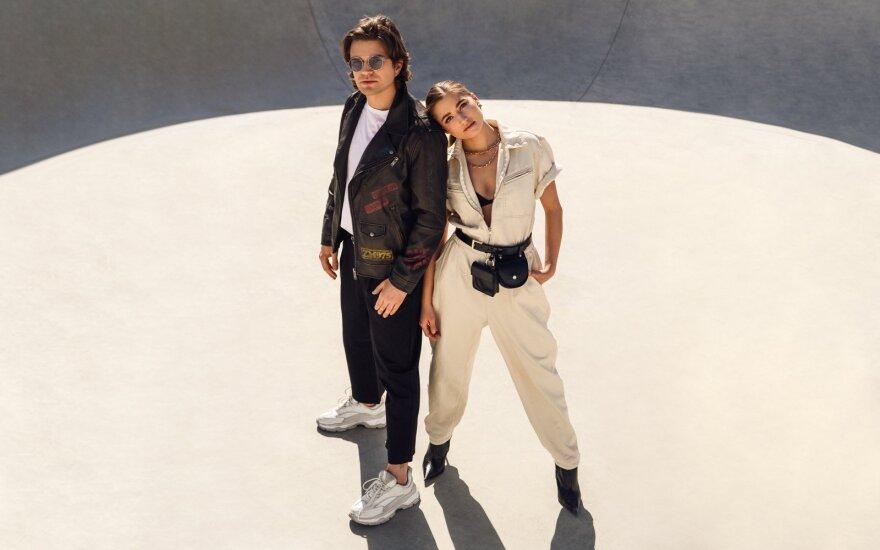 Jessica Shy ir Jovani
