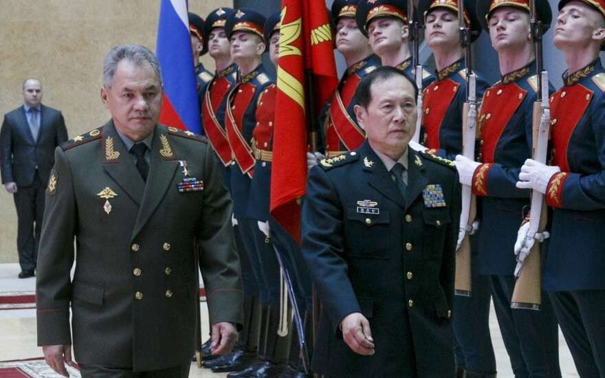 Jungtinėms Valstijoms – Kinijos atstovo žinia tiesiai iš Maskvos