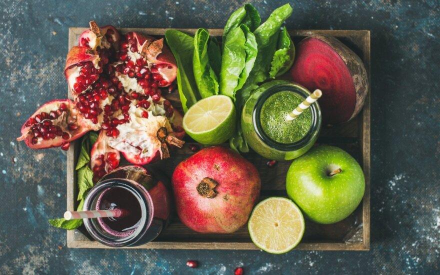 Mitybos specialistės: kaip geriausiai sustiprėti po žiemos