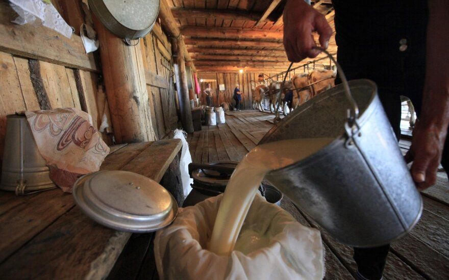 Lithuania requests €75 million support package from EU for dairy farmers