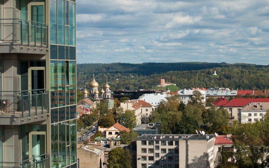 Apartment prices go up in Vilnius
