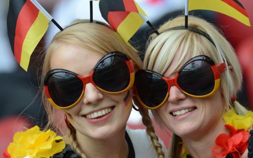 Beveik pusė vokiečių yra už imigracijos ribojimą