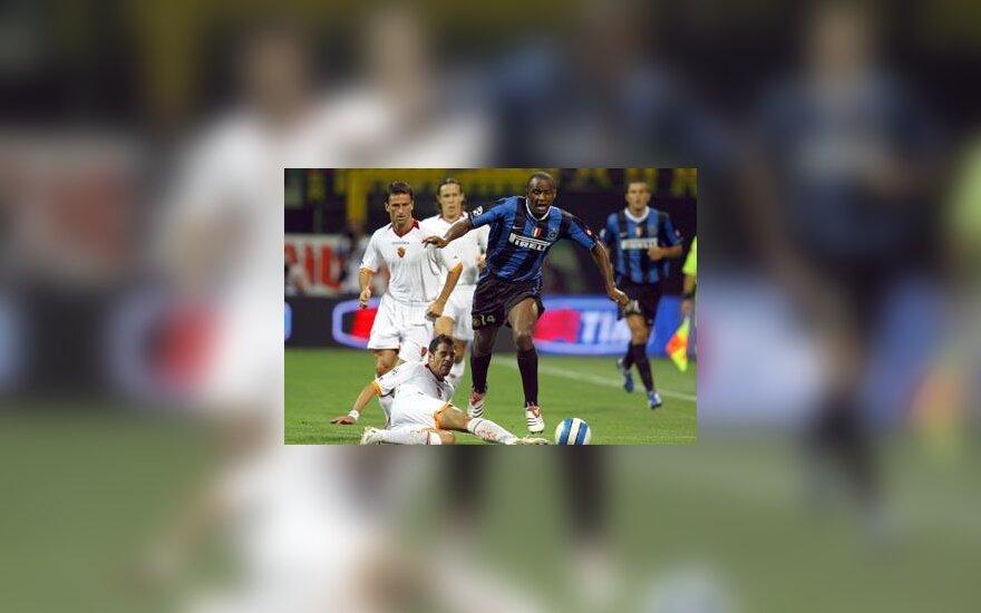 """Patrickas Vieira (Milano """"Inter"""")"""