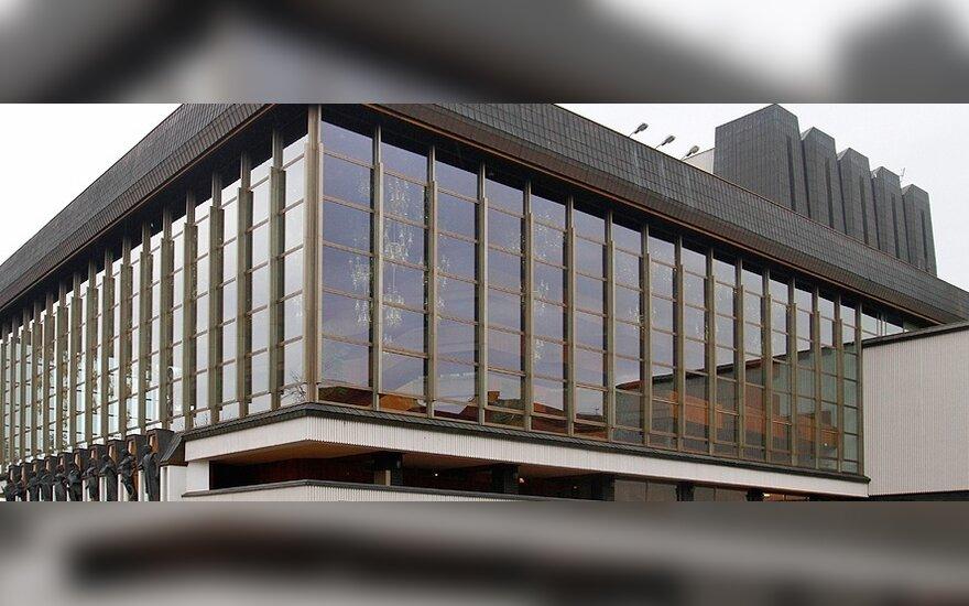 Prokurorai nutraukė ikiteisminį tyrimą dėl LNOBT scenos rekonstrukcijos