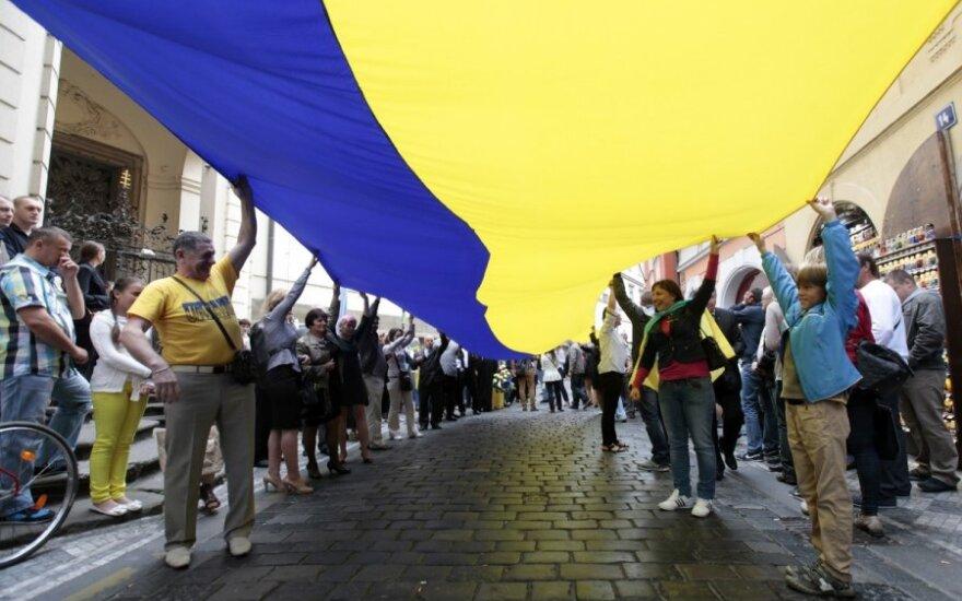 Paskutinė galimybė Ukrainai išsivaduoti iš priespaudos