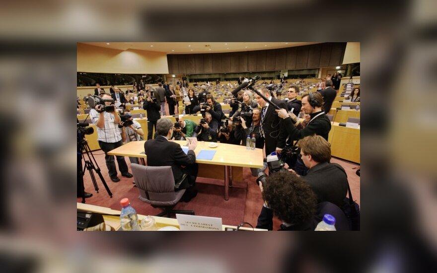EP narių skaičius išaugs dar aštuoniolika iki 754
