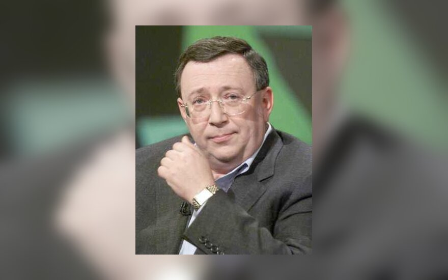 Vladimiras Gusinskis