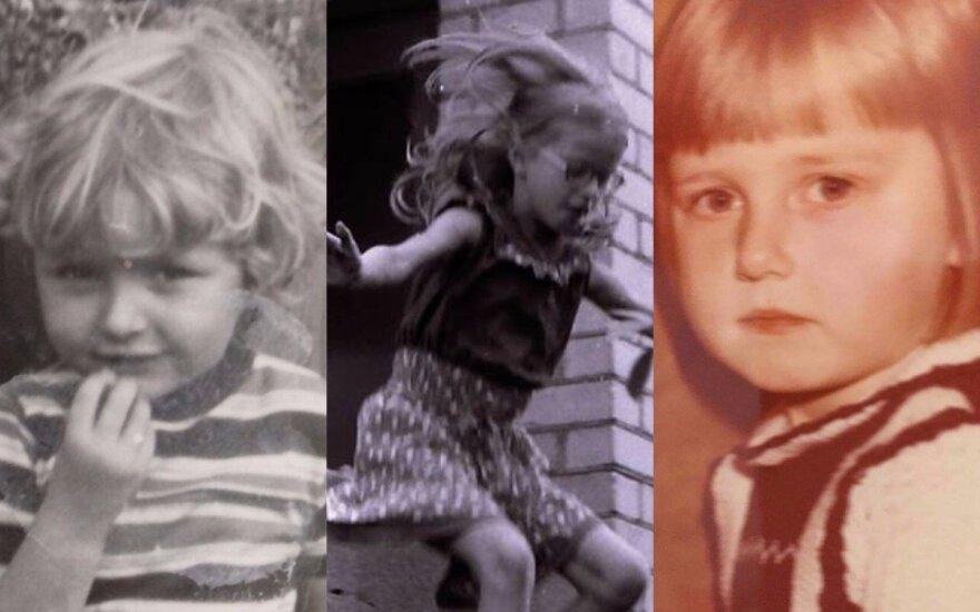 Garsenybės atvertė senus nuotraukų albumus: kai kurių nuotraukų nebuvo matę ir patys