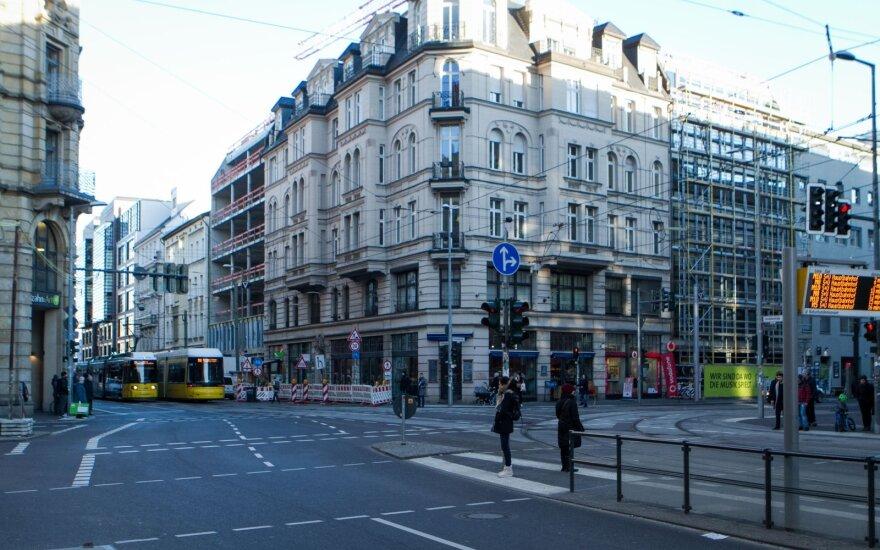 Berlyno pirmokams saugumo liemenes dalijusi įmonė siejama su ultradešiniaisiais