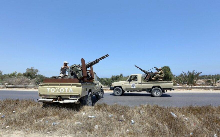 Libijos saugumo pajėgos