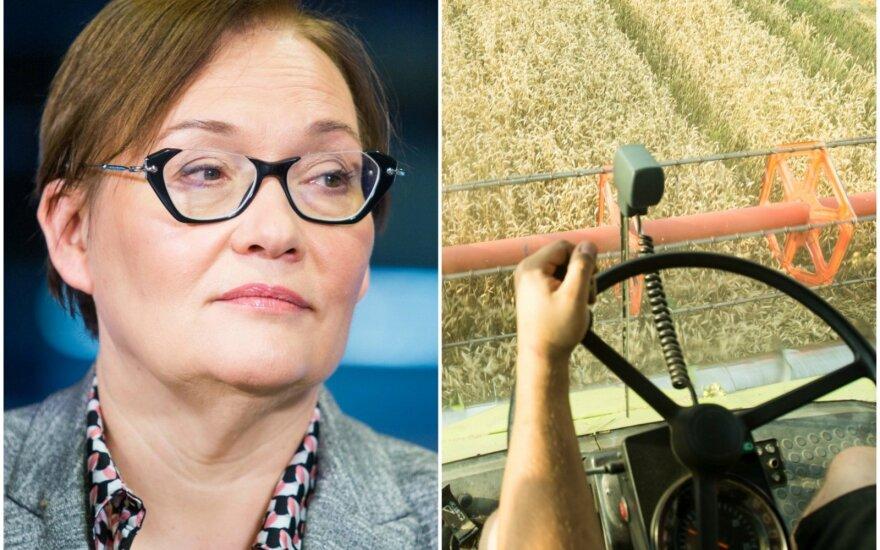 Po susitikimo su Maldeikiene permąstė sistemą Lietuvoje – ūkininkų padėtis išties išskirtinė