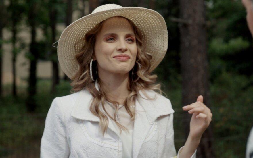 Aktorė Gabrielė Malinauskaitė