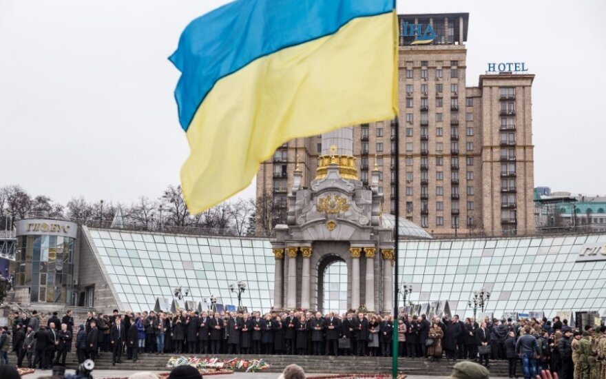Opinion: War as a chance for Ukraine to become a normal state