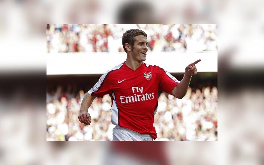 Jackas Wilshere'as (Arsenal)