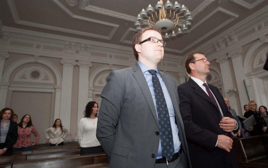 Vytautas Gapšys, Viktoras Uspaskichas