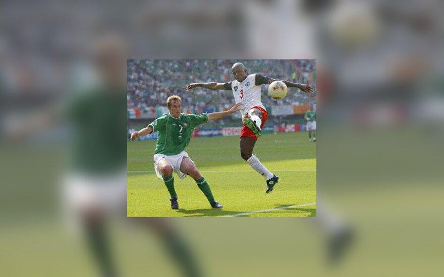 Kamerūnas - Airija