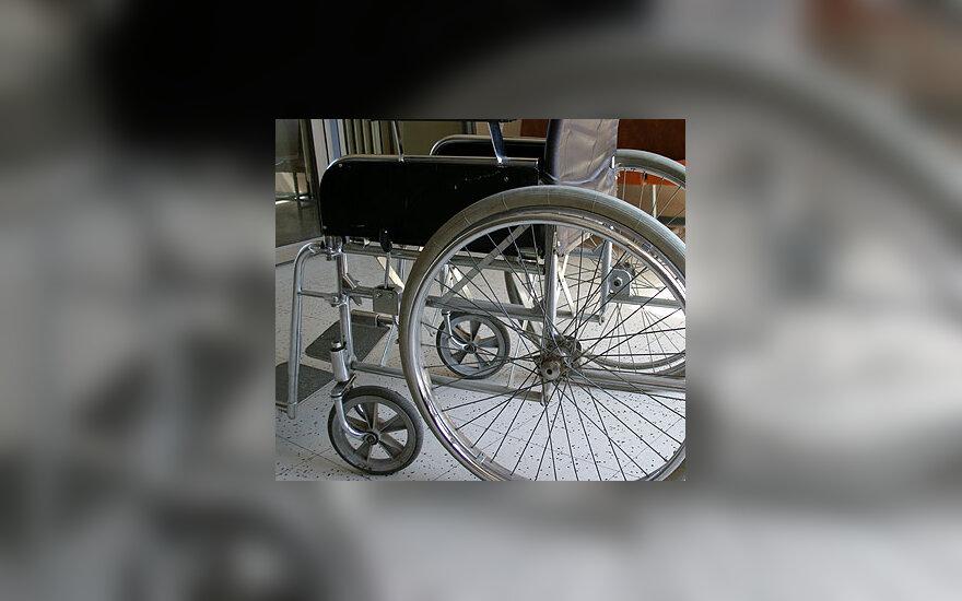 Vežimėlis, neįgalumas