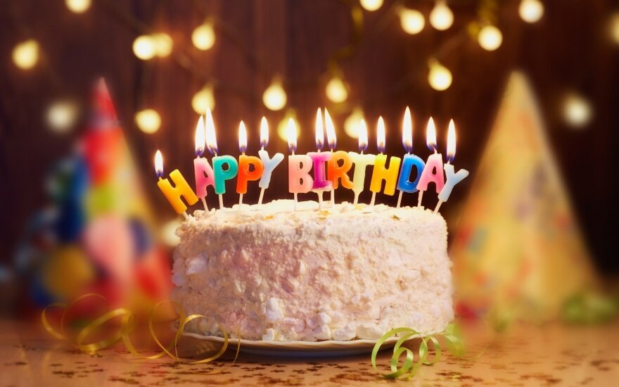 Ko negalima daryti per savo gimtadienį: išsamus prietarų sąrašas