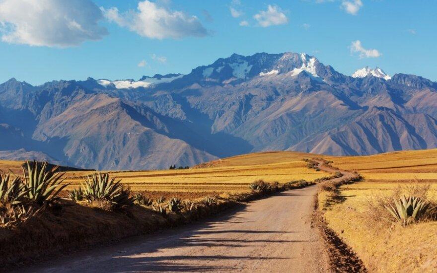 Andai, Peru