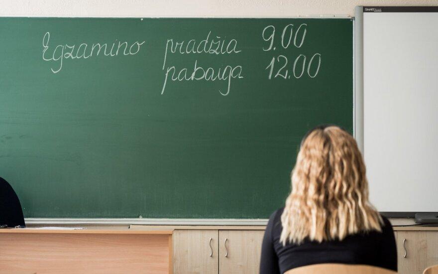 Saulius Jurkevičius: ar reikalingi šiais metais brandos egzaminai?
