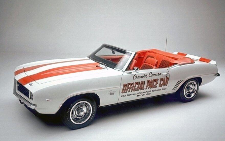 Chevrolet Camaro Indy Pacecar (1969 m.)