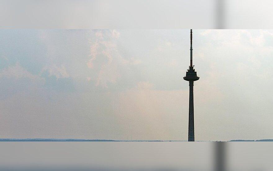 Vilniaus televizijos bokštas atveriamas neįgaliesiems