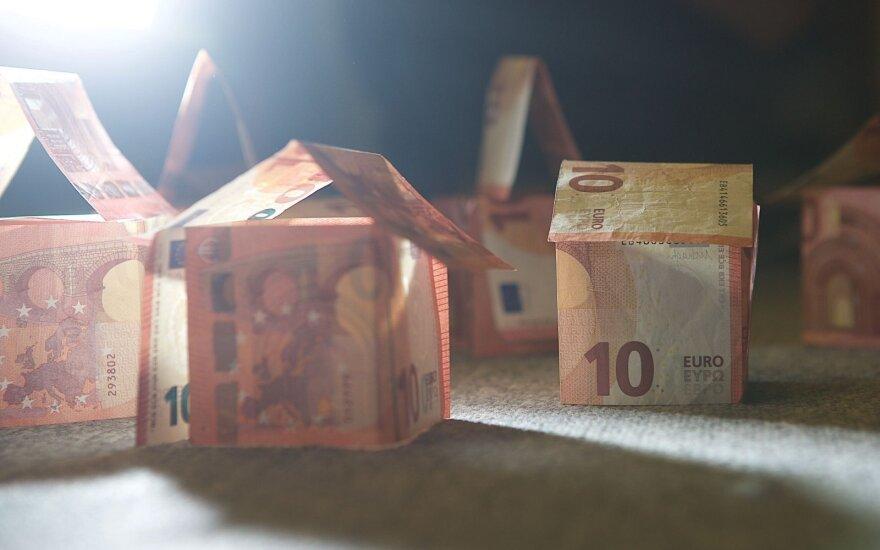 Ekonomistas: NT rinkos aktyvumas išliks žemas, tačiau kainų tai gali nepaveikti