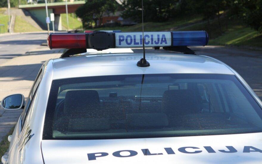 Vilniuje 16-metį per pusvalandį užpuolė ir apiplėšė du kartus