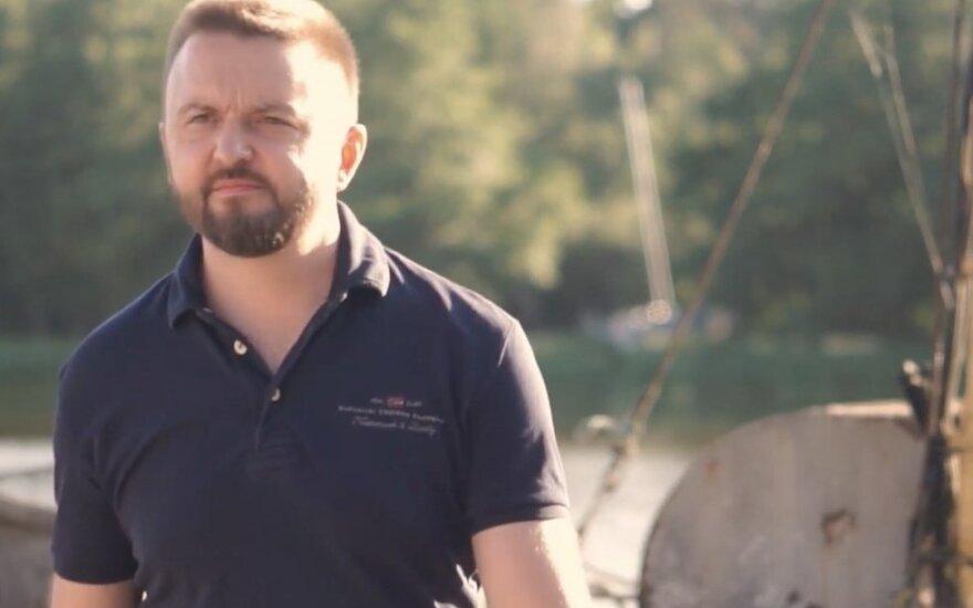 Kadras iš Stano vaizdo klipo